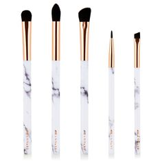 You Won't Be Able to Decide Between These New Marble and Holographic Makeup Brushes - Cosmopolitan.com