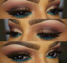 Maquiagem, makeup