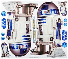 FanWraps Star Wars R2D2 Vehicle Graphics Kit Large * Learn more by visiting the image link. (Note:Amazon affiliate link) #ToysGames14YearsUp