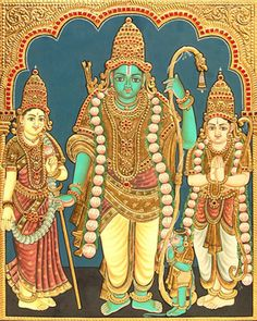 Tanjore Paintings   Homz.in