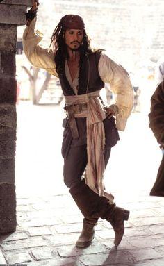 Johnny Depp Body