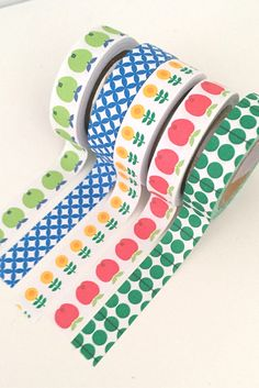 RIC RAC RIBBONS 12 Colours to choose from DOVECRAFT