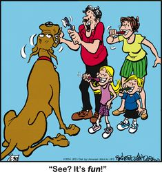 Marmaduke comic for - Lol! Same with Abby. I think the wipes would be better. Let me sleep, ok? Funny Dog Jokes, Funny Cartoons, Funny Dogs, Dog Humor, Great Dane Dogs, Cute Dogs, All About Animals, Dogs And Kids, Cute Little Things