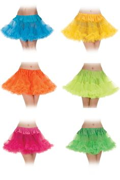 Adult Tulle Petticoat - Many Colors - Candy Apple Costumes - Petticoats & Panties