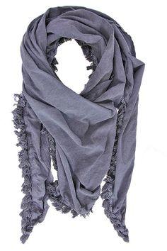 Foulard borlas | foulard de algodón de mujer | Compra de mujer online | Tienda Online Moda Mujer | System Action