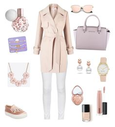 """Sem título #12"" by vicribeiro on Polyvore featuring moda, rag & bone, Miss Selfridge, MICHAEL Michael Kors, Steve Madden, J.Crew, claire's, Nine West, Escalier e Too Faced Cosmetics"
