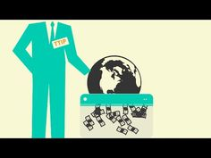TTIP -- how big polluters are hijacking the world's climate future - YouTube