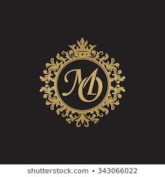 Find Ap Initial Luxury Ornament Monogram Logo stock images in HD and millions of other royalty-free stock photos, illustrations and vectors in the Shutterstock collection. Thousands of new, high-quality pictures added every day. Wedding Logo Design, Wedding Logos, Diy Wedding, Wedding Invitations, Sk Logo, Logo Branding, Wedding Initials, Initials Logo, Logo Monogramme