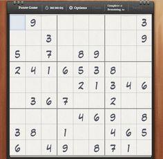 Sudoku para Google Chrome