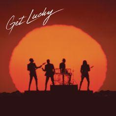 """Daft Punk """"Get Lucky Maxi Vinyl 12"""""""" @ Daft Punk Store"""