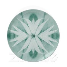Fantasy Flower Plant Plate from Zazzle.com     pattern, primitive, warm, hot, abstract, diagonal, caribbean, burned, saturated, summer, mystic, carpet, background, textil, texture, symmetric, irregular, irregular shapes, tribal, decorative,