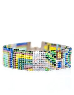 Beaded Bracelet in Cumbria - Julie Rofman