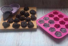 Domowa czekolada bez cukru, bez glutenu, bez laktozy :)