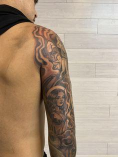 Mr Cartoon Tattoo, Tribal Tattoos