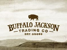 Buffalo Jackson Trading Co by Jarrett Arant