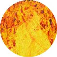 Kissourine: IPU of Hells Cardinal. Hell's cardinal IPU is larg...