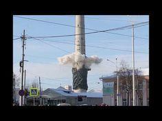 Come demolire una torre alta 200 metri - viralXimo Notizie Virali, Viral News
