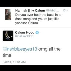 The fact Calum gave a compliment to himself #13495966 why I love 5sos