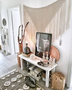 Adorable Kid Bedrooms, The most delightful Ideas and ways to make a super exciting decor. Decor idea provided on this date 20190524 , exciting post id 7594838528 Bohemian House, Bohemian Interior, Cute Home Decor, Unique Home Decor, Girl Bedroom Designs, Home Decor Furniture, Home Living Room, My Room, Interior Design Living Room