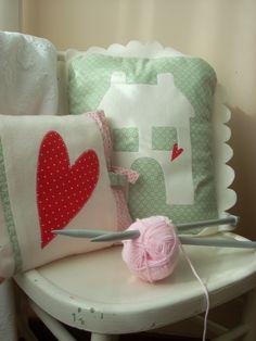 casa dolce casa / cuscini