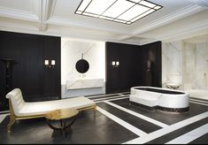 OMG check out the size of this bathroom.....projects by Joseph Dirand