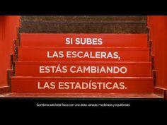 """Nuevo anuncio Coca-Cola """"El ascensor que cambia las estadísticas"""" - YouTube Content Marketing, Marketing And Advertising, Coca Cola Ad, Street Marketing, Ads Creative, Social Networks, Case Study, Coco, Internet"""