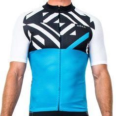 Men s Cycling Pro Summer Jersey (Cyan) 6a86d9c8a