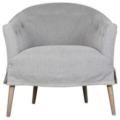 Marie Tub Chair | Block & Chisel