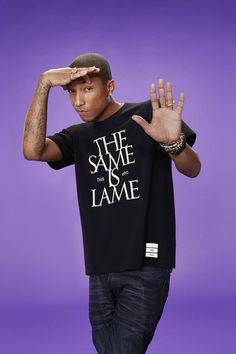 Pharrell Williams As @genealston