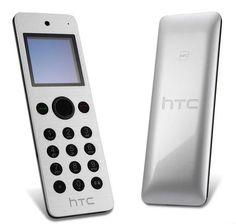 HTC MINI + BLR120 BLUETOOTH MEDIA HANDSET - RETAIL PACKAING - SILVER