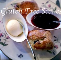 Gluten Free Scones - The Royal Horseguards Hotel for (a GF) Afternoon Tea