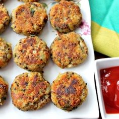 Quinoa Potato Cakes by soni