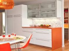 Image result for wrap kitchen island counter to floor
