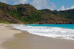 Baie Saline - Saint Barthelemy, French West Indies