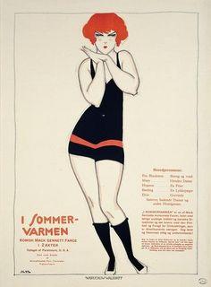 SVEN BRASCH   SVEN BRASCH Danish Poster Designer 1886-1970 R…   Flickr