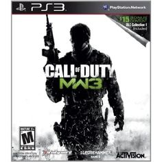 Call of Duty: Modern Warfare 3 with DLC Collection 1 --- http://www.amazon.com/Call-Duty-Modern-Warfare-Collection-Playstation/dp/B008B3AVPC/ref=sr_1_21/?tag=clickbankc085-20