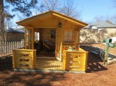 Garden sheds - traditional - sheds - los angeles - SolidBuild Inc.