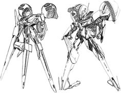 """""""Mecha & more.."""" 