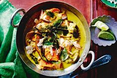 Vegetarian curry? Yes please! And when it's as vibrant as this you'll want a second helping.