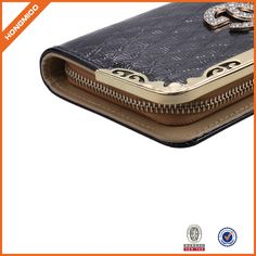 Zip Twist Lock Women Purse Wallet Ladies Coin Notes Clutch Bag