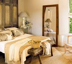 La Maison Vintage & Interiorismo online: PROYECTO DE DECORACIÓN DE UN DORMITORIO