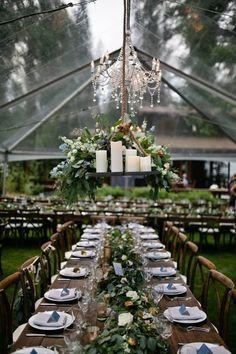 Featured Photographer: Corey Fox Photography; wedding reception