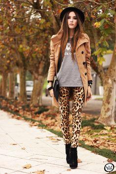 FashionCoolture - 26.06.2013 look du jour Choies leopard nude (8)