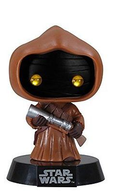 Funko POP Star Wars Jawa Action Figure, New, Free Shipping