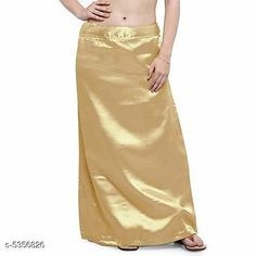 Ethnic Bottomwear - Petticoats Stylish Women Petticoats Fabric: Satin Multipack: 1 Sizes:  Free Size (Waist Size: 28 in Length Size: 38 in Hip Size: 28 in) Country of Origin: India Sizes Available: Free Size *Proof of Safe Delivery! Click to know on Safety Standards of Delivery Partners- https://ltl.sh/y_nZrAV3  Catalog Rating: ★4 (890)  Catalog Name: Stylish Women Petticoats CatalogID_796791 C74-SC1019 Code: 762-5356826-