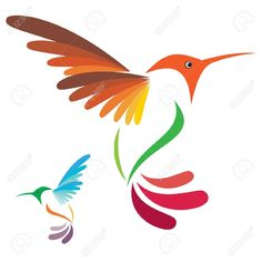 Hummingbird Stock Illustrations, Cliparts And Royalty Free ...