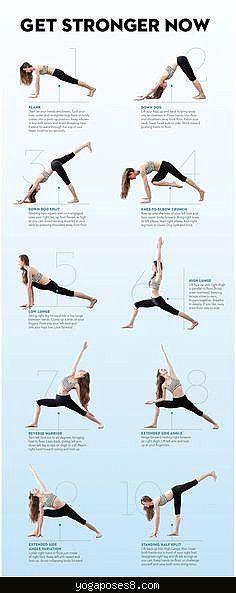 Nice Easy Yoga Secret To Strength And Balance