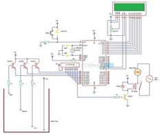 Interfacing dc motor with 8051 microcontroller using l293d d n water level controller and indicator using 8051 microcontroller ccuart Choice Image