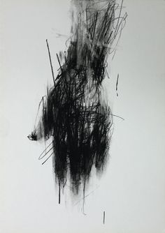 (4) Untitled Conte On Paper 35.5 X 26 2013 by ShinKwangHo.deviantart.com on @deviantART