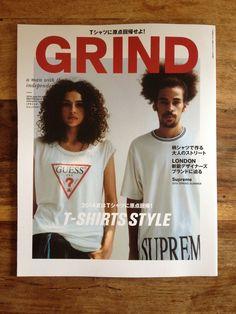 Grind Magazine - Japan